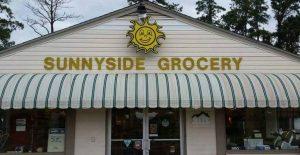 Sunnyside storefront