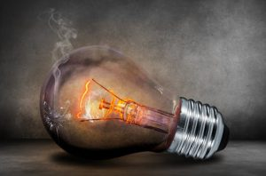 Burnt out bulb